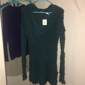 NWT Urban Outfitters Kimchi Blue fuzzy sweater